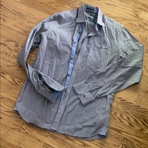 The man's shirt Stylish and simple